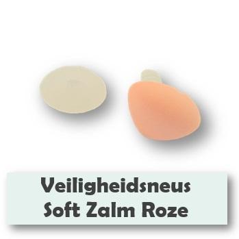 softneus zalm roze