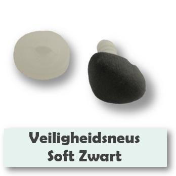 Softneus zwart