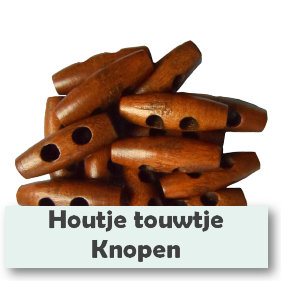 houtje touwtje knopen