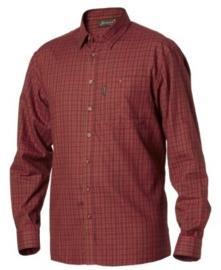 Seeland Parkin Shirt Rood,  de 2 laatsten in 2XL