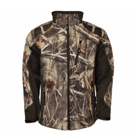 Percussion  GhostCamo softshell jacket