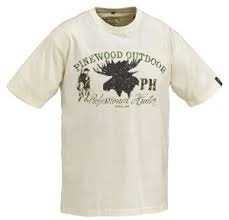 Pinewood Moose T Shirt