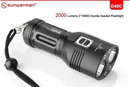 Sunwayman D40C 2000 Lumen