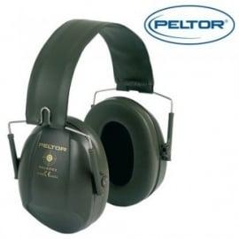 Peltor Bull`s Eye I gehörschutz, Grün, Rot oder Schwarz