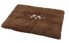 Hondendeken  70 x 100 cm  Bruin