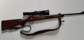 Mauser M03 in .30-06 met Zeiss Diavari 3-12x56 met lichtpunt
