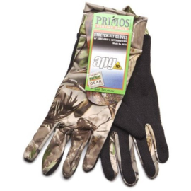 Primos Strech-Fit Realtree handschoenen