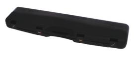 Geweerkoffer Megaline 110x25x11 met 2 clips en 2 cijferslotjes