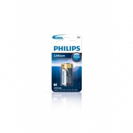 Philips / Duracell / Panasonic CR 123a batterij