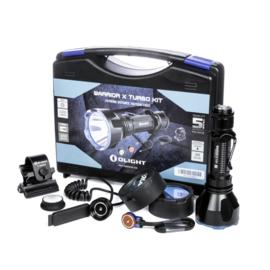 Olight Warrior x  Turbo kit