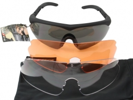 Schietbril Swiss Eye Raptor