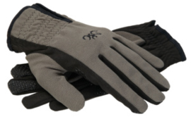 Browning lichtgewicht handschoenen grijs-zwart
