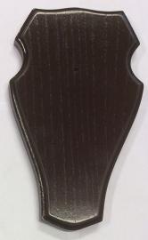 Geweischild 29x17 cm.