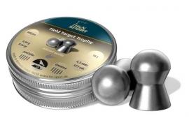 H&N Field Target Trophy 6.35 mm 200 stuks