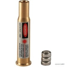 Huls met Laser - inschieten van uw geweer - diverse kalibers!