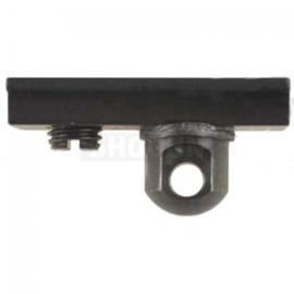 Harris bipod adapter voor UIT rail no. 6