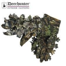 Deerhunter camo 3D sneaky handschoenen