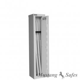 Wapenkluis 3/4 wapens 125 cm hoog zonder binnenkluis
