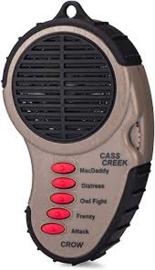 Cass Creek Crow - Kraai lokker