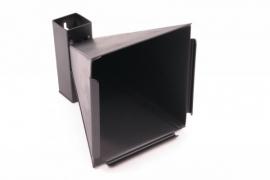 Kogelvanger / Schietkast  17x17 cm