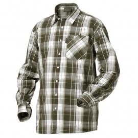 Seeland Brissac shirt in groen; alleen nog in 2XL