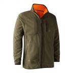 Deerhunter Gamekeeper Reversible Fleece jas - Orange