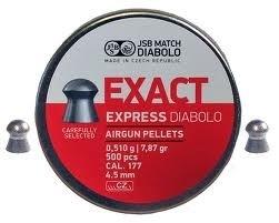 JSB Exact Express    4.52 mm /  500 stuks