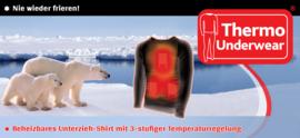 Thermo Shirt met batterij