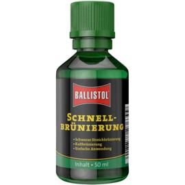 Schnellbrünierung  Ballistol  50 ml.