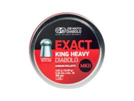 JSB Exact King Heavy MKII 6,35mm