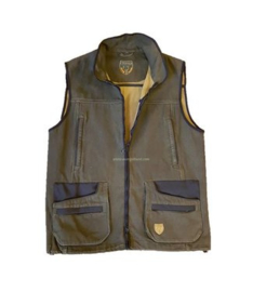 Hubertus Outdoor Vest Canvas
