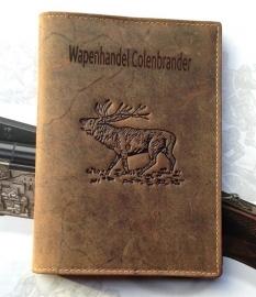 Jachtakte mapje 'Wapenhandel Colenbrander'