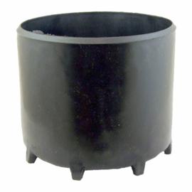 cilinder boot - fles voet