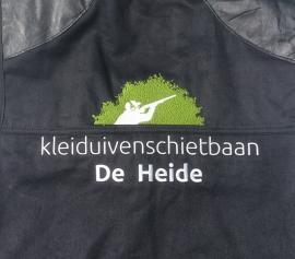 Schietvest 'De Heide' nog in M, en 4XL