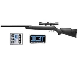 Gamo Silent Stalker IGT 4.5 mm met 4x32 scope
