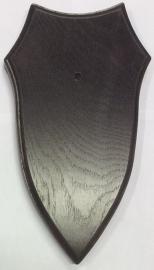 Geweischild 20x12 cm - met kaakvak