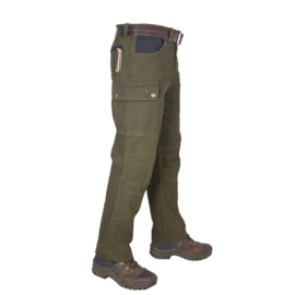 Hubertus Hunting  canvas outdoorbroek