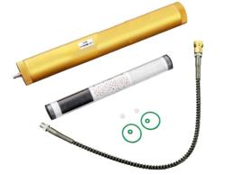 Premium Air Filter, Vocht- en waterafscheider,  PCP Compressors 300 Bar