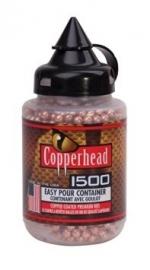 Copperhead stalen kogeltjes voor BB guns 4.5 mm