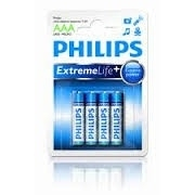 Philips Extreme Life ultra alkaline AAA
