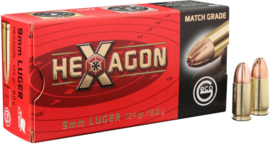 Geco Hexagon 9x19 mm