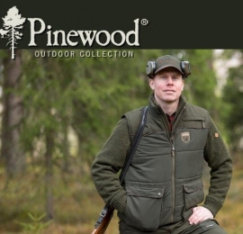 Pinewood Greenock bodywarmer maten L / XL