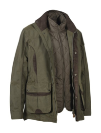 Percussion Normandie jas met uitneembaar vest
