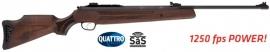 Hatsan 135  walnoot houten kolf   5.5 mm