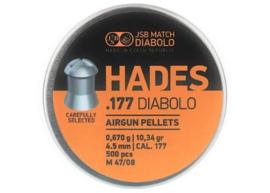 JSB Hades 4.5 mm - 500 stuks