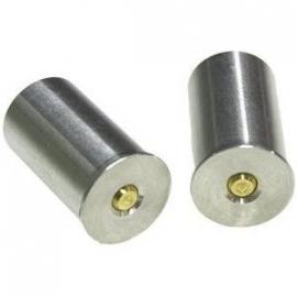Snap caps / Pufferpatronen 2 stuks kaliber 12