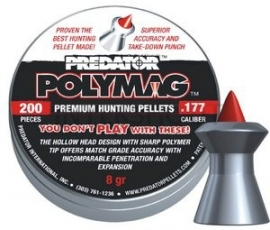 JSB Predator Polymag 4.5mm - .177 - 200 stuks