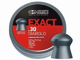 JSB Exact .30  Diabolo  7.62 mm- 3,25 gr. /   150 stuks