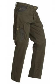 Seeland Conor broek:   pine Green - faun Brown