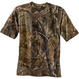 Camouflage T shirt / Realtree print